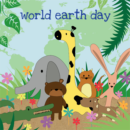 Kids and Earth Day