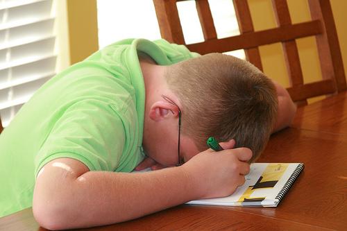 Hate Homework
