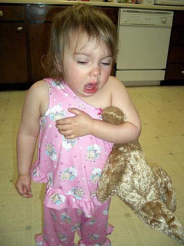 Sneeze baby