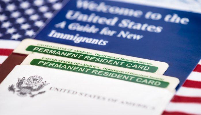 U.S. immigrant