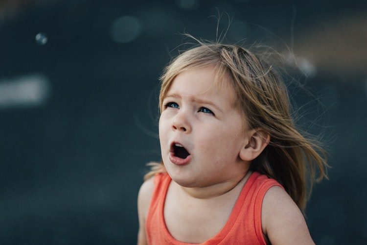5 Tips for Staying Calm When Your Children Throw a Tantrum