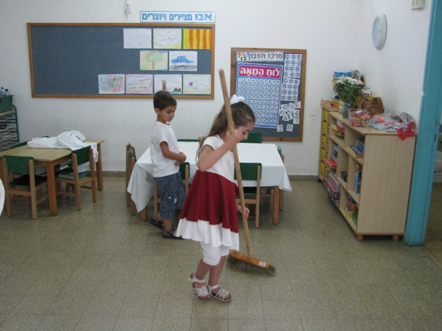 children cleaning - photo #26