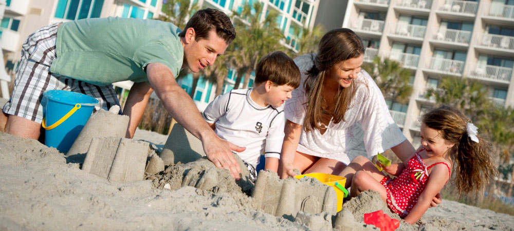 Family Beach Resorts