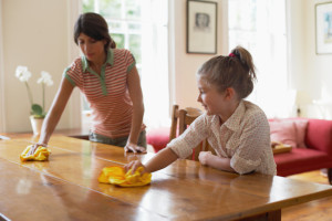3 Tips For Keeping Your Home Clean When You Have Small Children