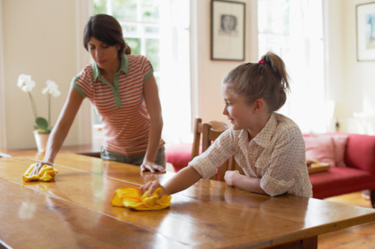 Cleaning Your Home So It's Safe For Your Family