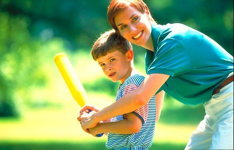 How to Develop a Kid's Interest in Sports