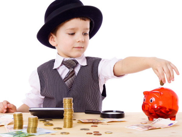 saving for your child's financial future