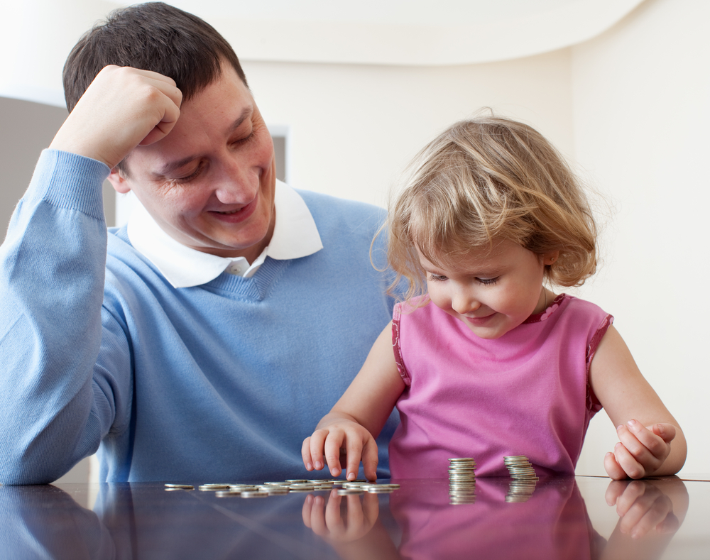 saving for your kids' future