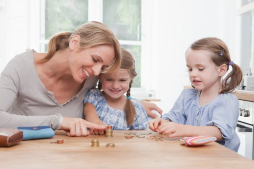 Tips to Teaching Children About Money