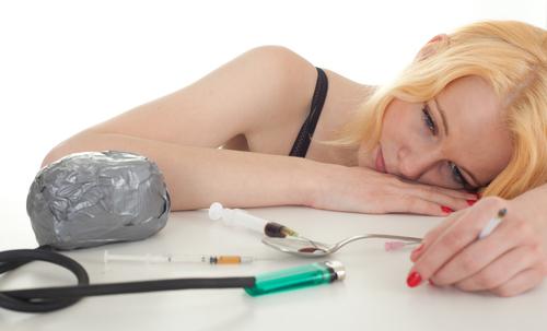 teen drug addiction