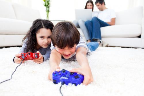using gadgets at home
